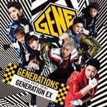 generation ex - generations