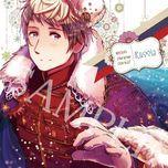 hetalia character cd ii vol. 7 - russia - yasuhiro takato