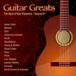 guitar greats the best of new flamenco (vol. 3) - v.a