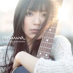 don't cry anymore (single) - miwa