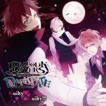 diabolik lovers dark fate - guilty x guilty!!! - v.a