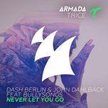 never let you go (ep) - dash berlin, john dahlback, bullysongs