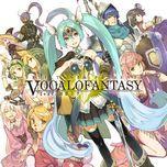 exit tunes presents vocalofantasy - hatsune miku, v.a
