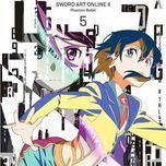 sword art online ii bonus cd vol. 5 - sawashiro miyuki