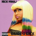 barbie's back - nicki minaj