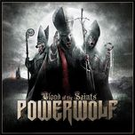 blood of the saints (limited edition) - powerwolf