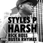 harsh (single) - styles p