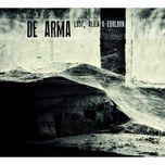 lost, alien and forlorn - de arma