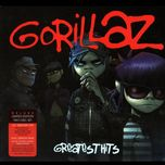 greatest hits - gorillaz