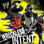 wreckless intent - v.a