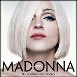 u.s. number ones singles - madonna