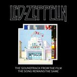 the song remains the same (2 disc) - led zeppelin