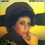 between the lines - janis ian