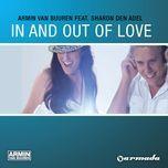 in and out of love (all remixes) - armin van buuren, sharon den adel