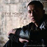 no coming back - stevie hoang