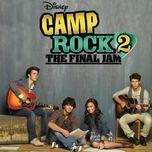 cac ca khuc trong camp rock 2 - v.a