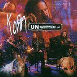 mtv unplugged: korn - korn