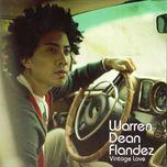 vintage love - warren dean flandez
