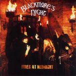 fires at midnight - blackmore's night