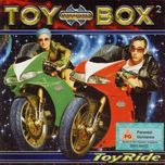toy ride - toy box