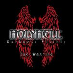 darkness visible - the warning (ep) - holyhell