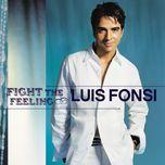 fight the feeling - luis fonsi