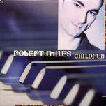 children (1996) (single) - robert miles