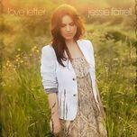 love letter - jessie farrell