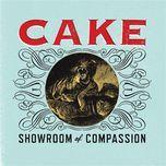 showroom of compassion - cake