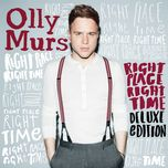 right place right time (us deluxe version) - olly murs