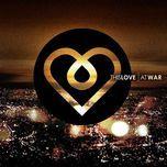 at war - this love