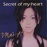 secret of my heart (english album) - mai kuraki
