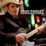 norwegian favorites - brad paisley