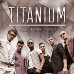 all for you - titanium