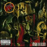 riegn in blood - slayer