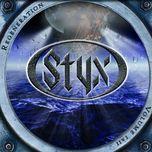 regeneration - styx