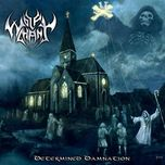 determined damnation - wolfchant