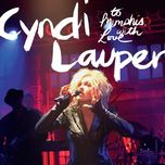 to memphis with love - cindy lauper