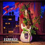 streets: a rock opera (narrated version 2013) - savatage