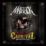 midnight carnival - marrok