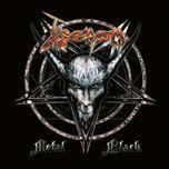 metal black - venom