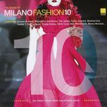 the sound of milano fashion 10 cd1: the show - v.a