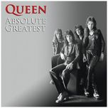 absolute greatest hits - queen