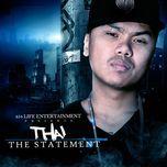 the statement (part 1) - thai viet g