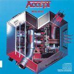 metal heart - accept