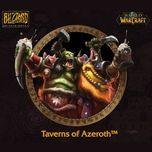 world of warcraft taverns of azeroth - david arkenstone
