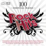 100 essential tracks: rock hits (cd 2) - v.a