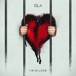 i'm in love (remixes ep) - ola