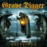 yesterday (single) - grave digger