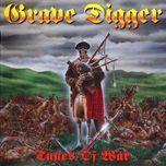 tunes of war - grave digger